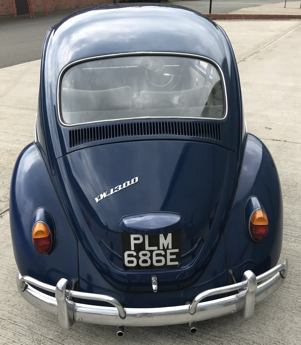 1967 Charming VW Beetle SOLD (picture 4 of 6)