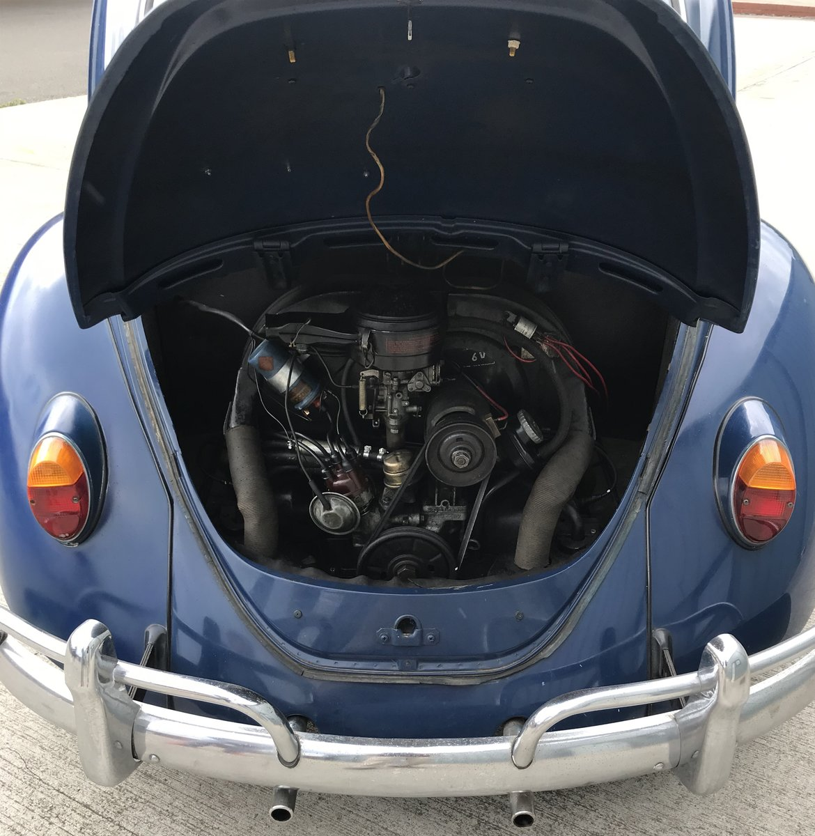 1967 Charming VW Beetle SOLD (picture 5 of 6)