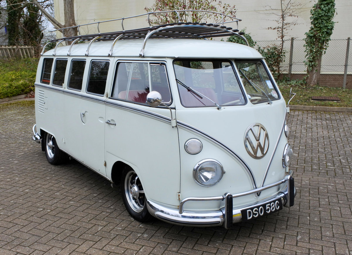 1965 VW SPLIT SCREEN T25 LHD For Sale (picture 1 of 6)
