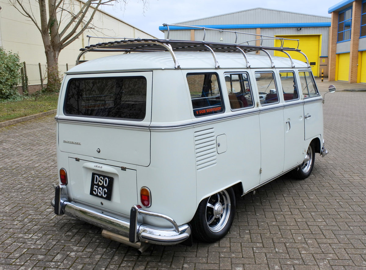 1965 VW SPLIT SCREEN T25 LHD For Sale (picture 2 of 6)