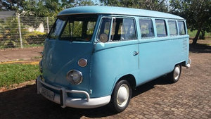 1973 Never restored VW Bus For Sale