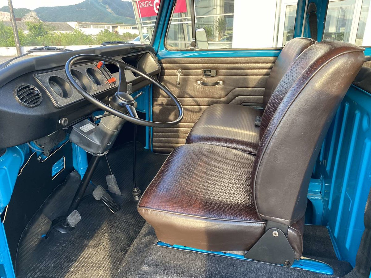 1975 VW T2 Crew cab Pick up For Sale (picture 4 of 6)