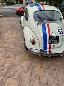 1970 Herbie Replica For Sale