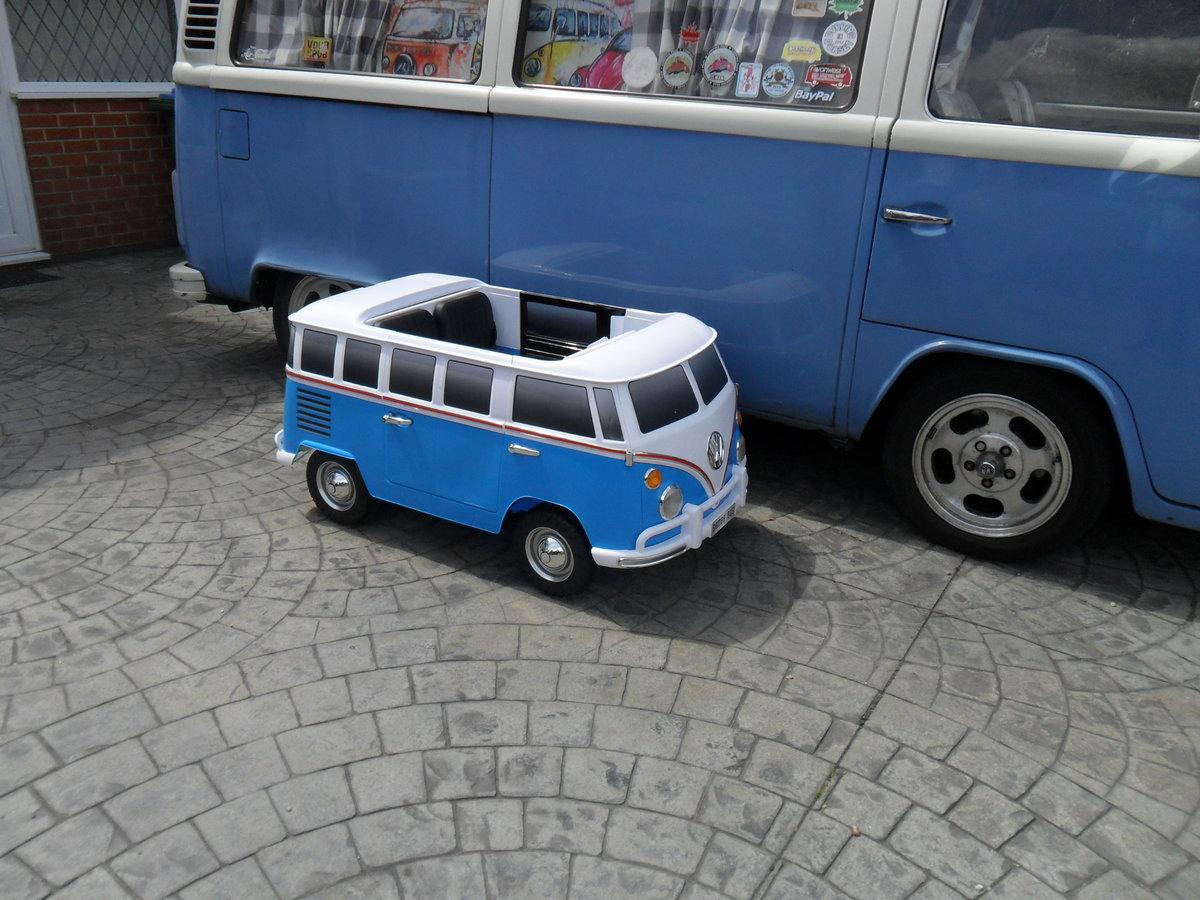 vw camper van For Sale (picture 1 of 4)