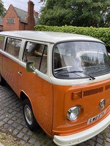 1973 VW Camper