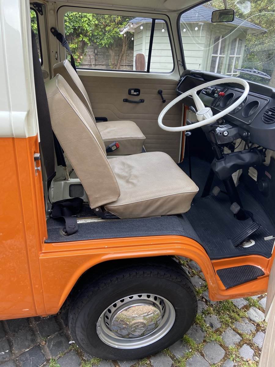 1973 VW Camper  For Sale (picture 5 of 6)