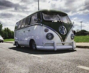 1966 Fully restored VW 11 window kombi