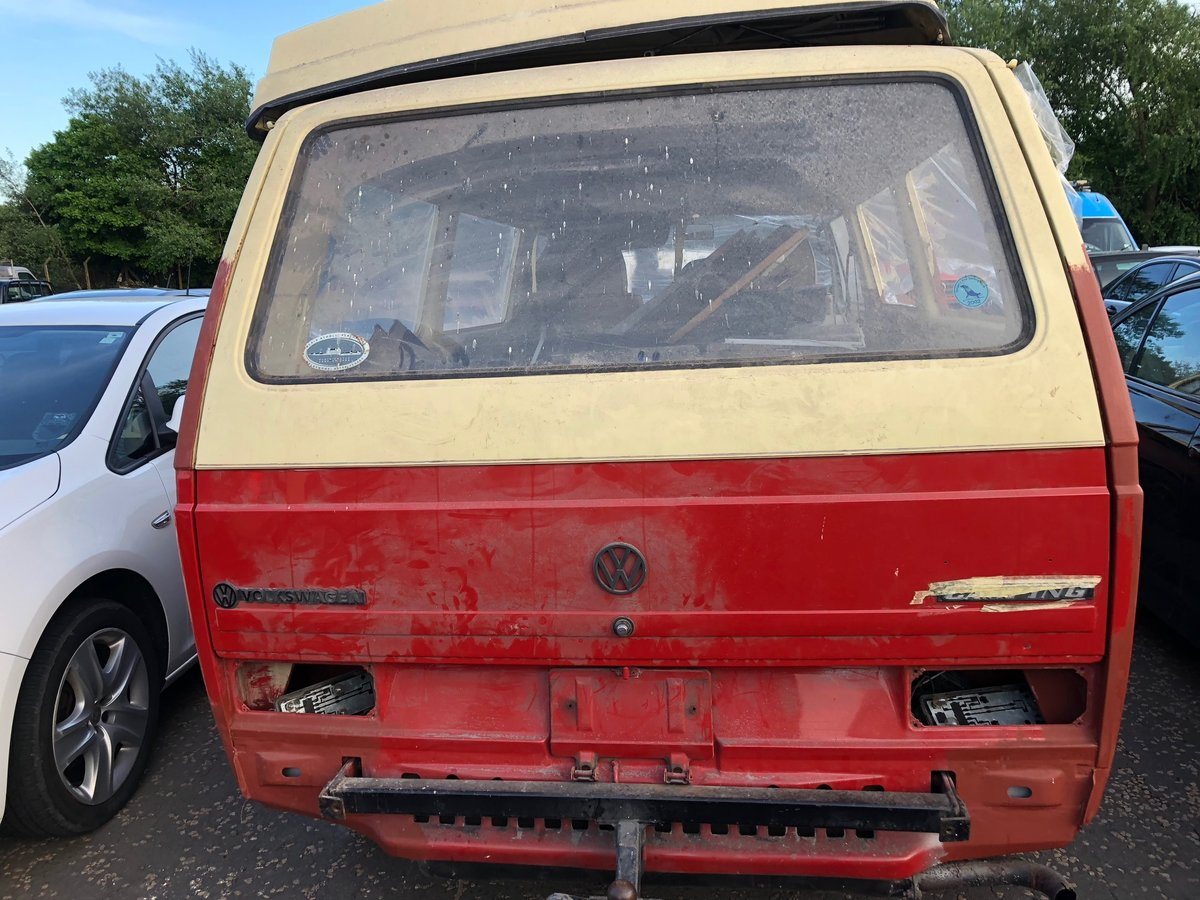 1983 Volkswagen T25 Deon Conversion Aircooled For Sale (picture 1 of 5)
