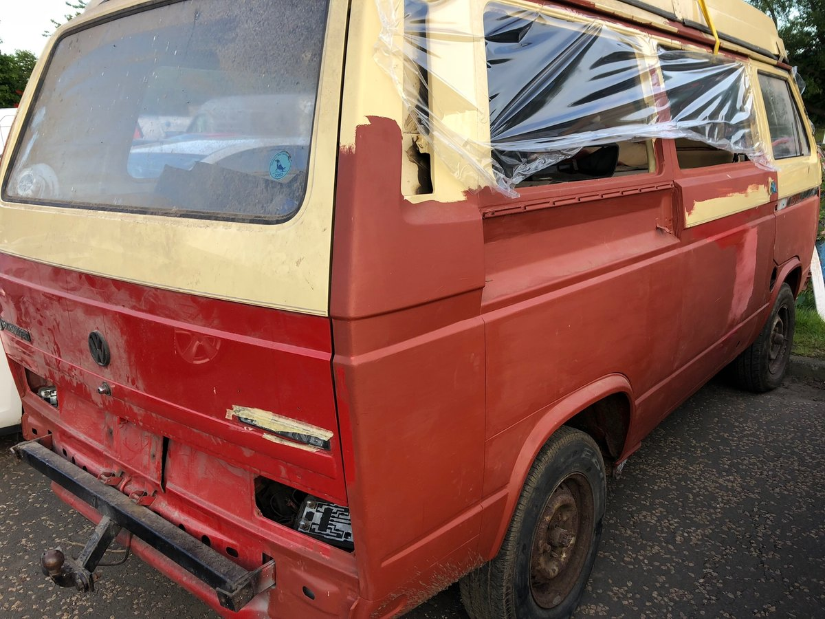 1983 Volkswagen T25 Deon Conversion Aircooled For Sale (picture 3 of 5)