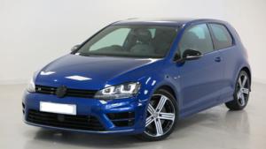 VW Golf R Mk7 DSG 2015