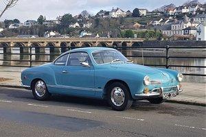 1968 VW Karmann Ghia Coupe survivor DEPOSIT TAKEN