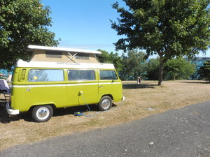 Vw Camper ( Australian conversion)