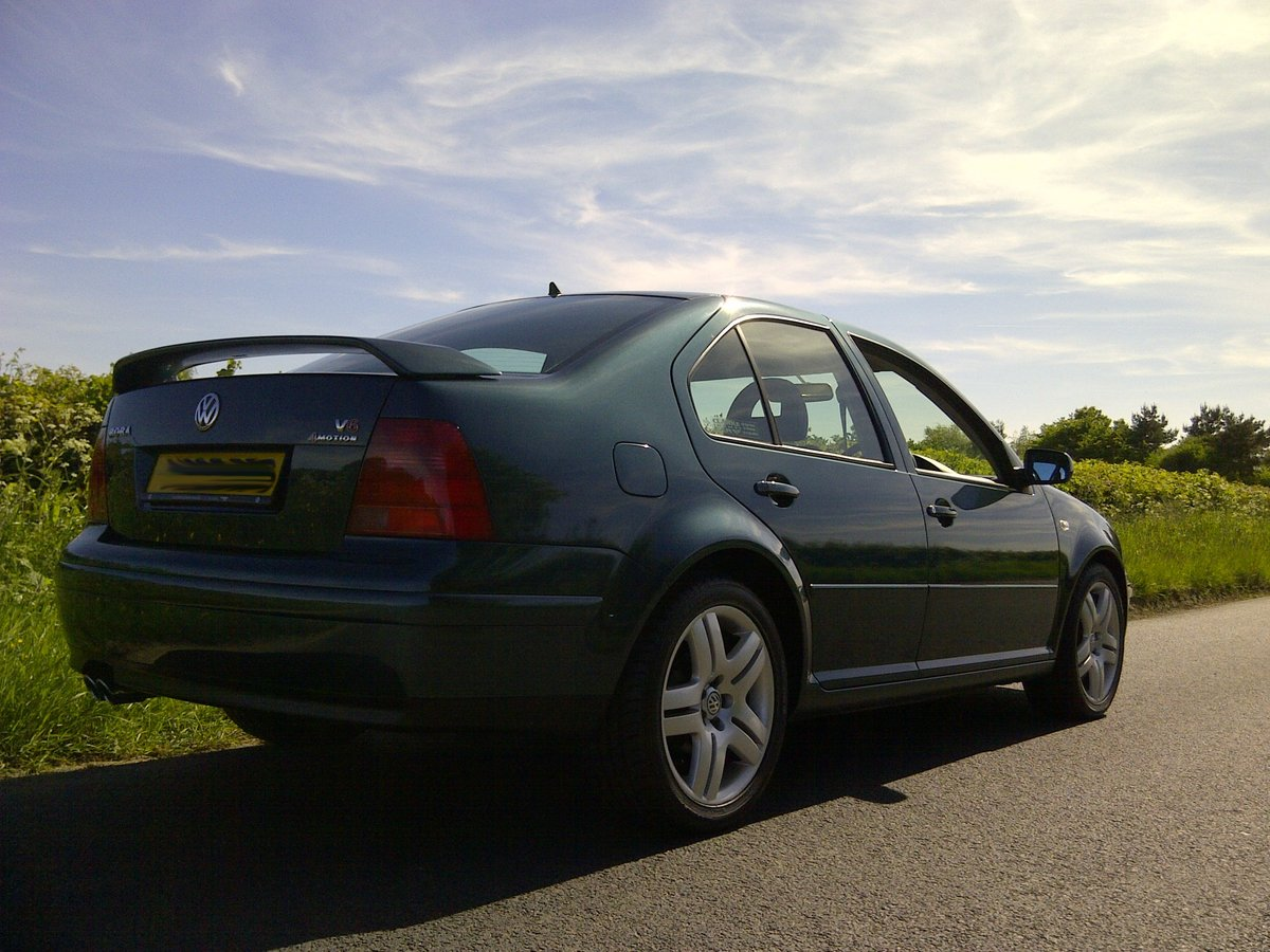 2001 VW Bora 2.8 V6 4-Motion - Owned For 10 Years For Sale (picture 1 of 6)