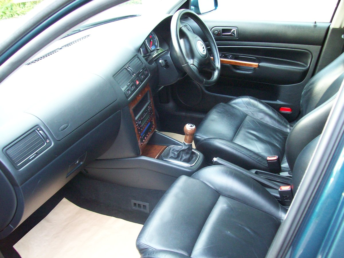 2001 VW Bora 2.8 V6 4-Motion - Owned For 10 Years For Sale (picture 4 of 6)