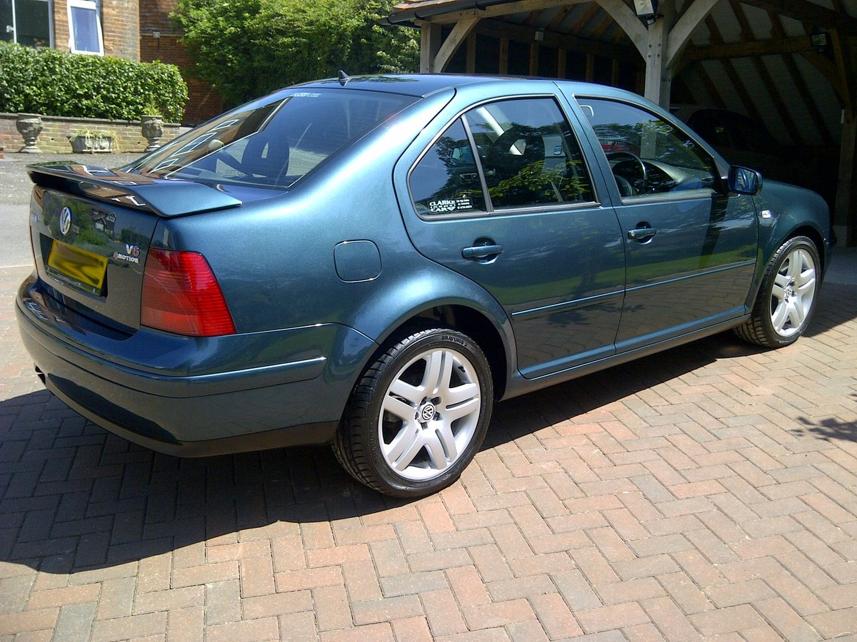 2001 VW Bora 2.8 V6 4-Motion - Owned For 10 Years For Sale (picture 5 of 6)
