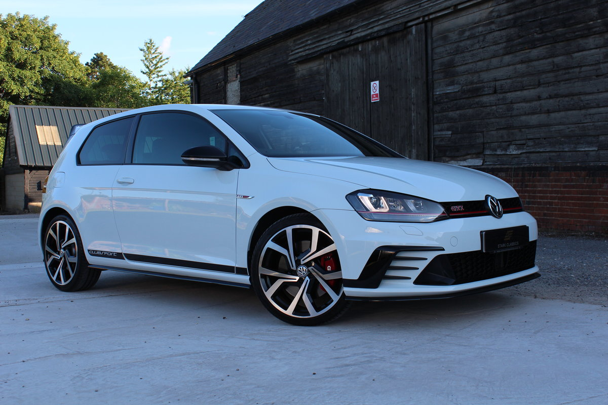 2016 Volkswagen MK7 Golf GTI Clubsport 40 Edition 3DR * WING BACK For Sale (picture 1 of 6)