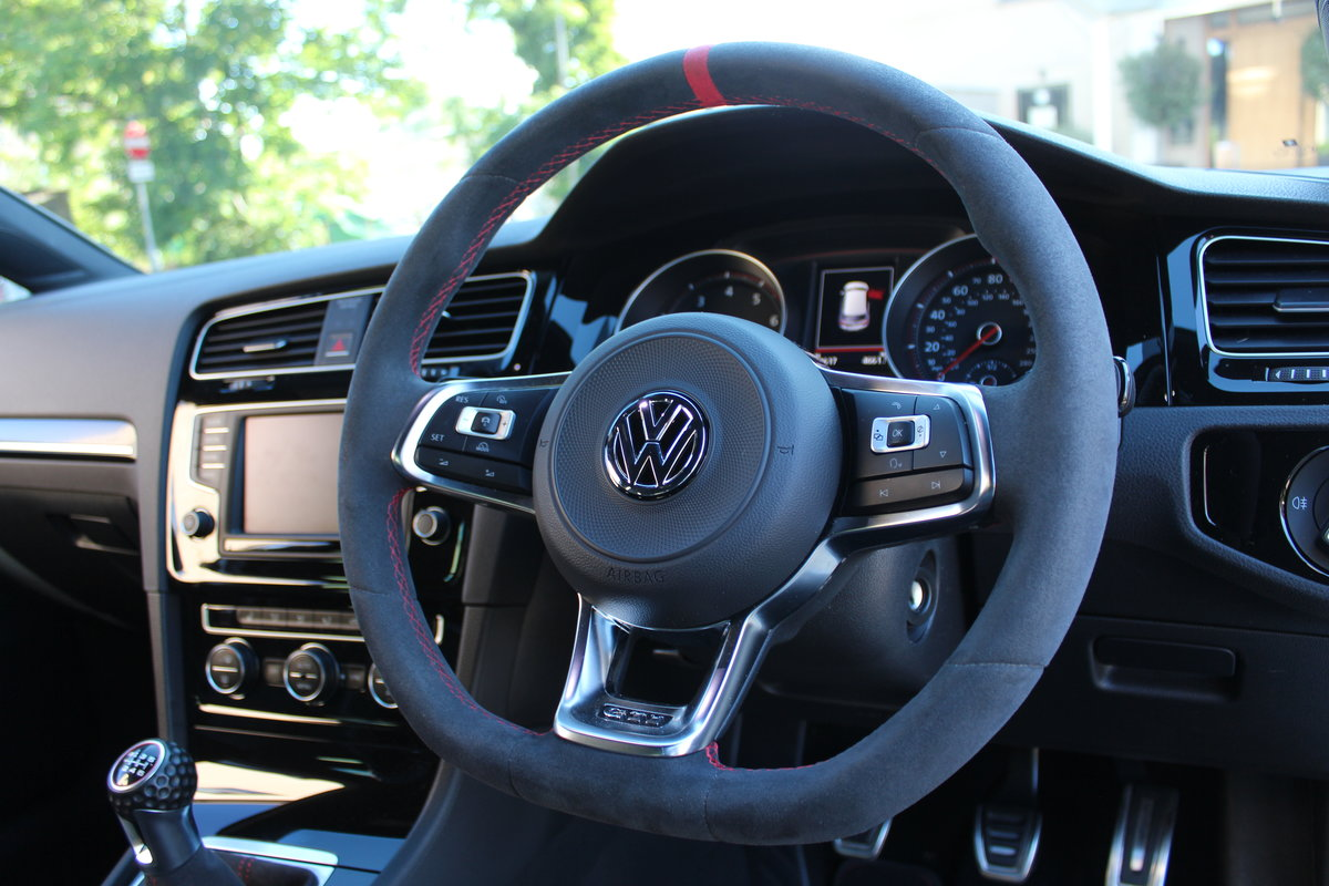 2016 Volkswagen MK7 Golf GTI Clubsport 40 Edition 3DR * WING BACK For Sale (picture 4 of 6)