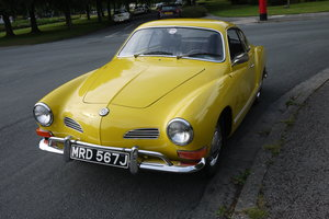 VW Karmann Ghia    Excellent