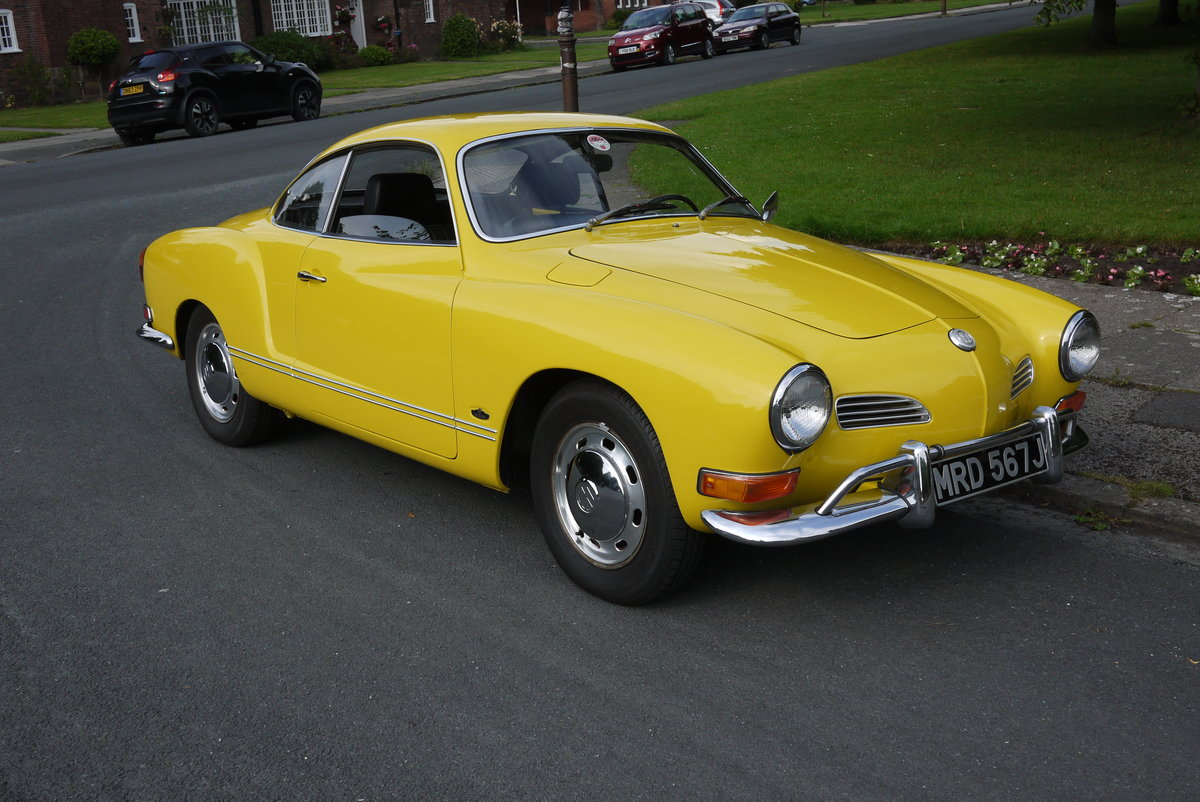 1970 VW Karmann Ghia   Now SOLD SOLD (picture 2 of 6)