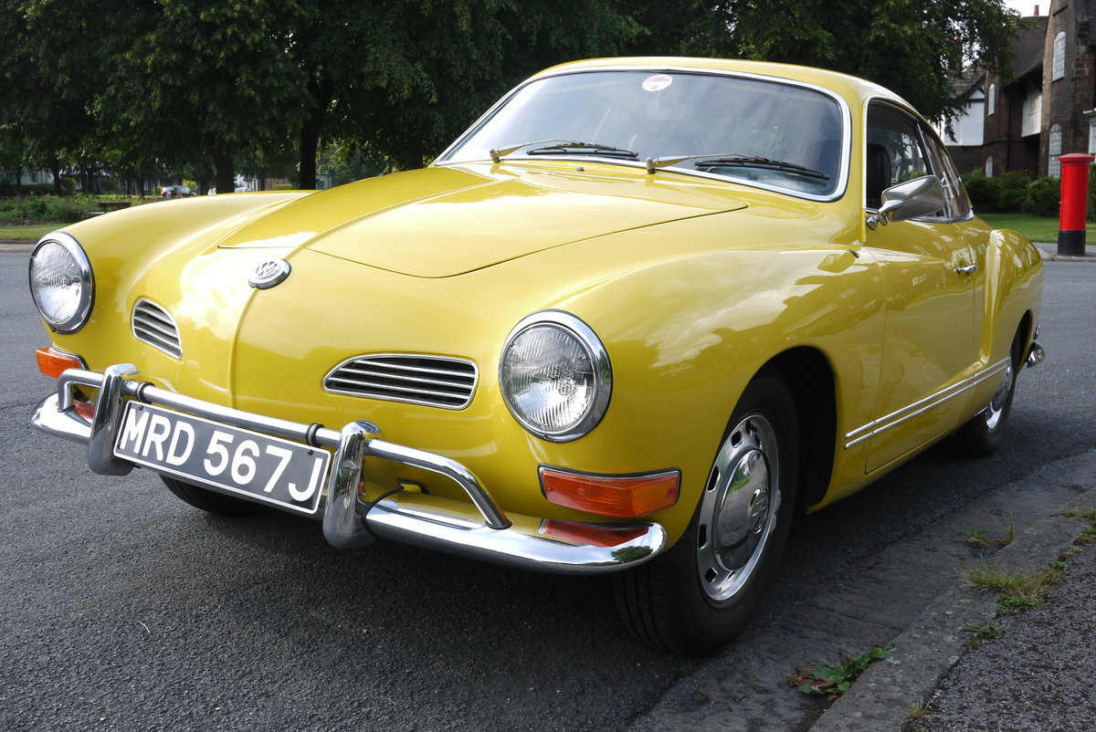 1970 VW Karmann Ghia   Now SOLD SOLD (picture 6 of 6)