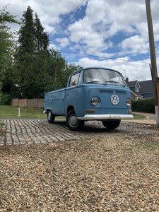 1971 Vw bay window T2 pickup