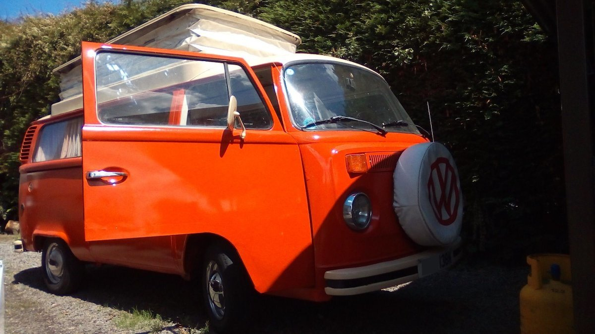 1976 Vw t2 baywindow SOLD (picture 1 of 6)
