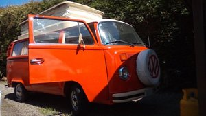Vw t2 baywindow
