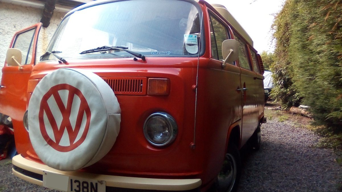 1976 Vw t2 baywindow SOLD (picture 2 of 6)