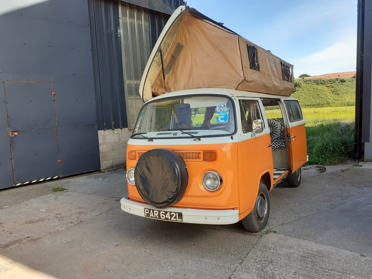 1973 Volkswagen Camper t2  For Sale (picture 2 of 6)