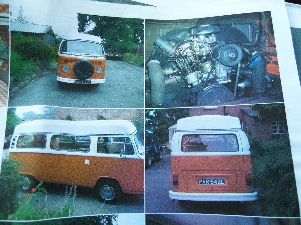 1973 Volkswagen Camper t2  For Sale (picture 4 of 6)