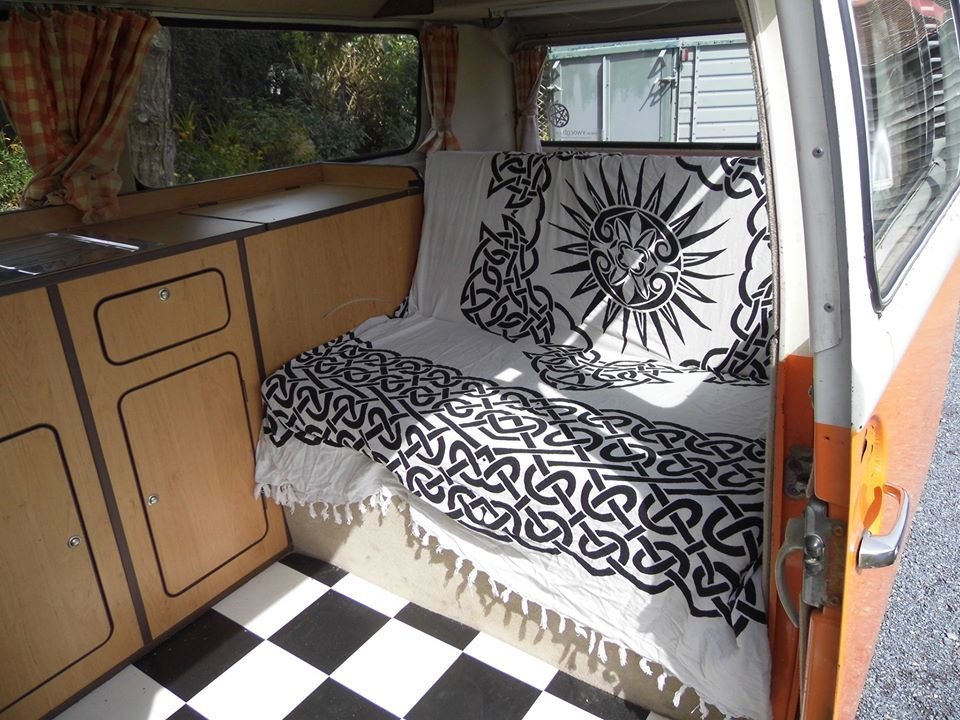1973 Volkswagen Camper t2  For Sale (picture 5 of 6)