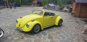 """1969 VW Beetle Unique """"Rockstar"""" Cabrio"""