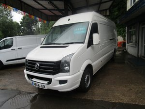 2016  Volkswagen Crafter 2.0TDI ( 109PS ) CR35 LWB HI ROOF