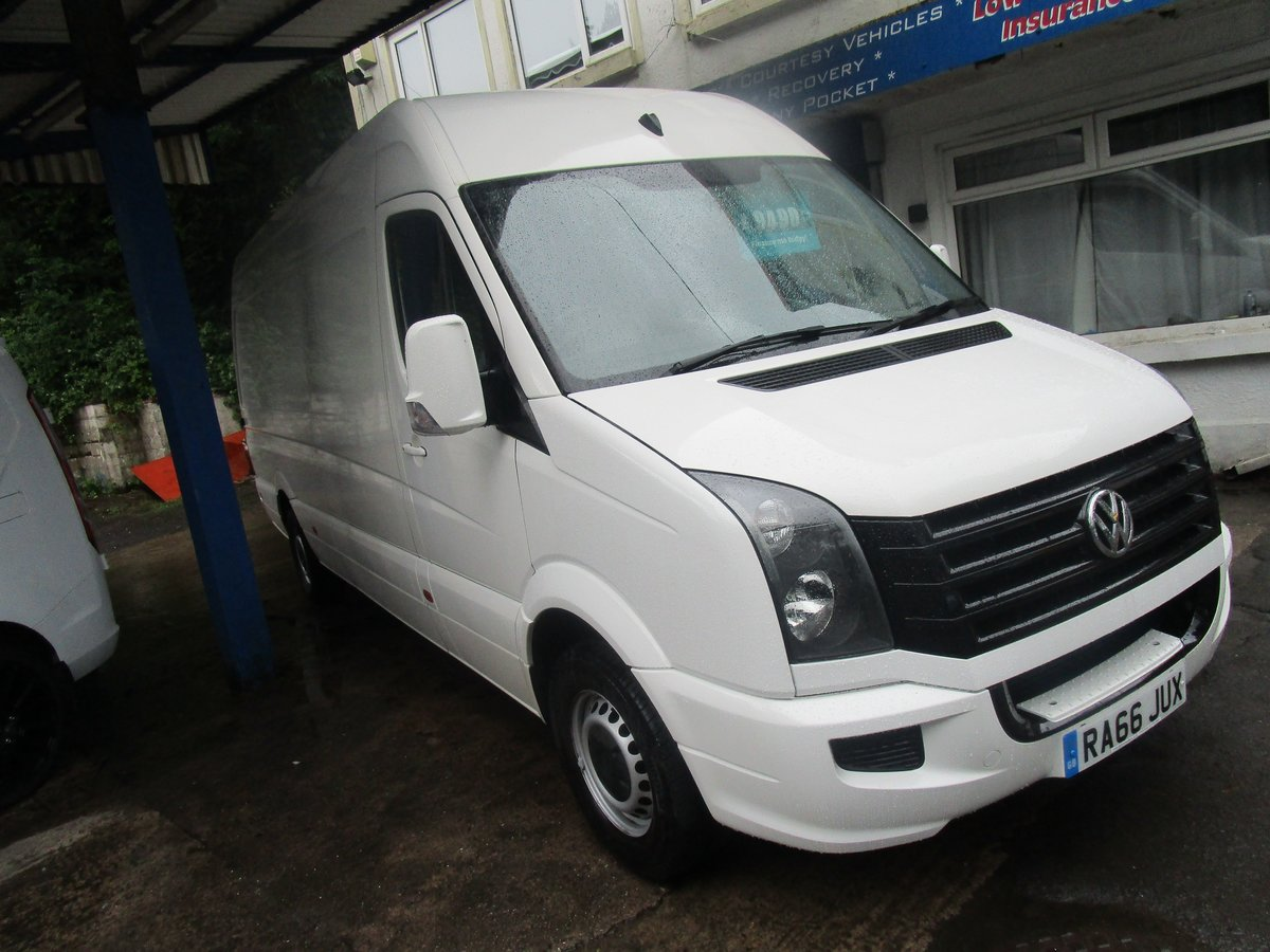 2016 Volkswagen Crafter 2.0TDI ( 109PS ) CR35 LWB HI ROOF For Sale (picture 3 of 6)