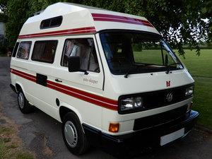 1989 Volkswagen Autosleeper Trident