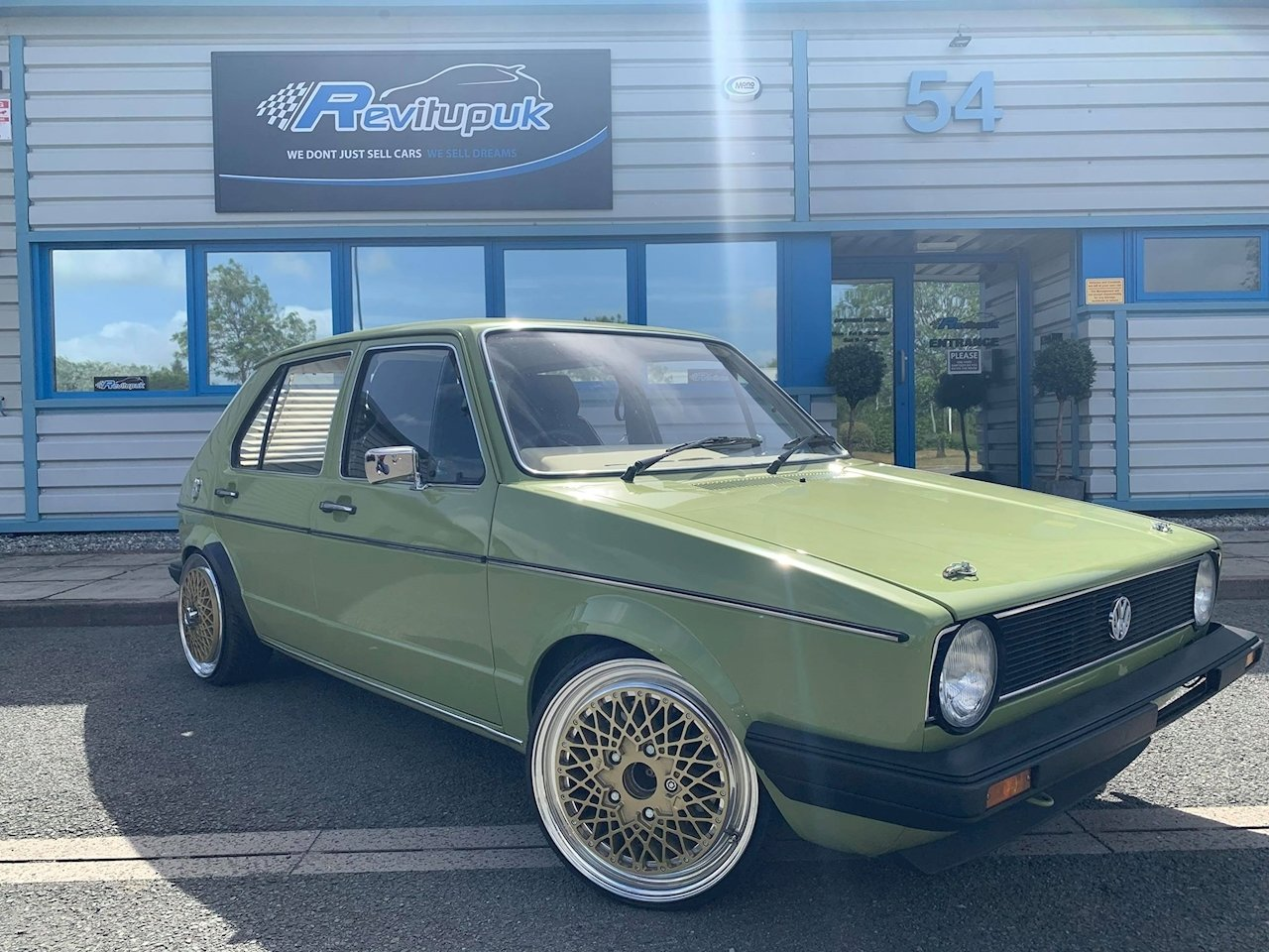 1982 VW golf 3.2 vag conversion, show winning  For Sale (picture 1 of 5)