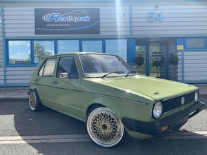 1982 VW golf 3.2 vag conversion, show winning