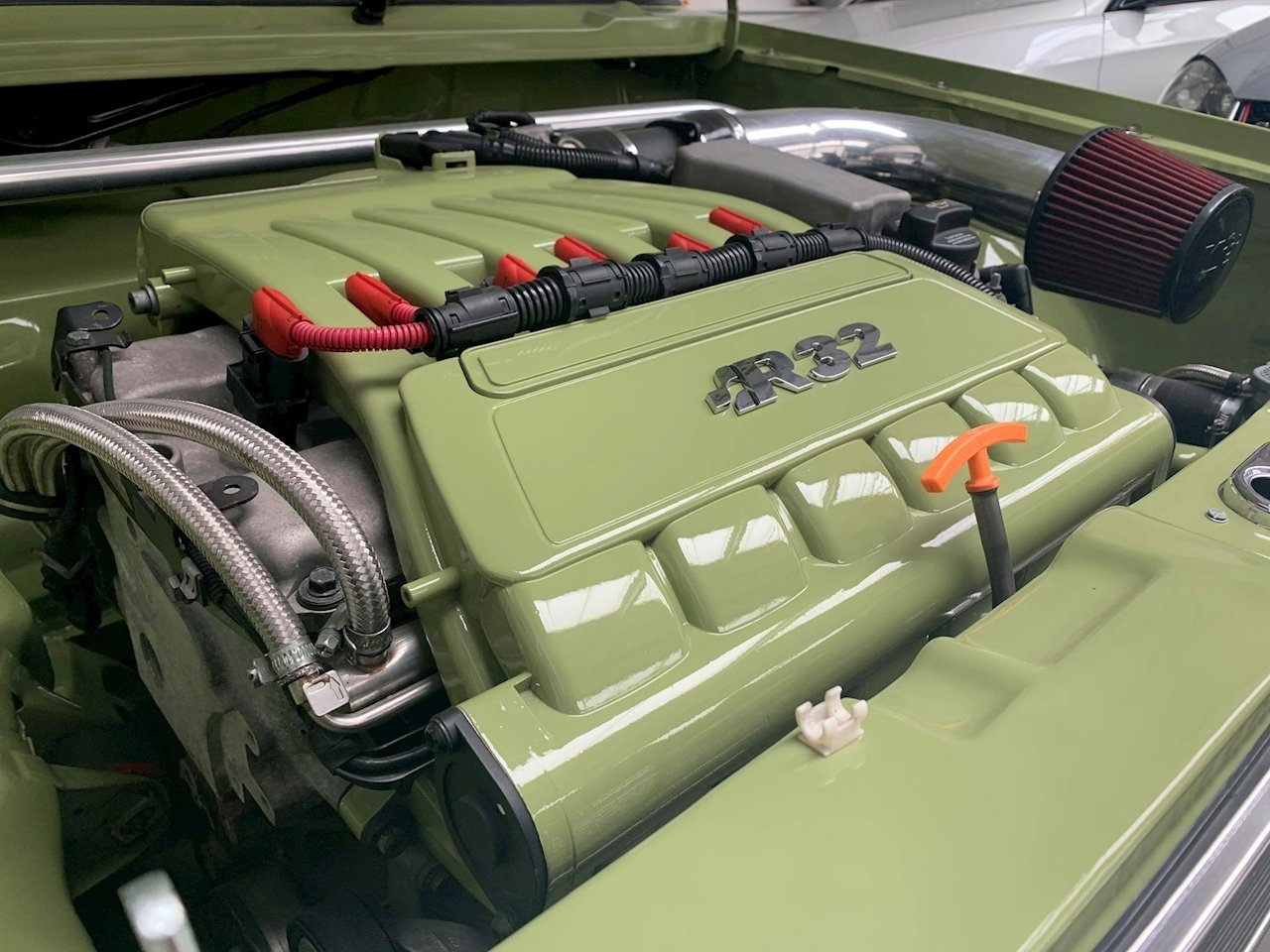 1982 VW golf 3.2 vag conversion, show winning  For Sale (picture 2 of 5)