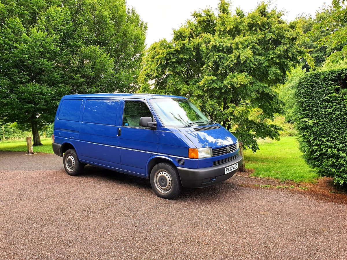 2002 Vw t4 888 special indian blue! 1 owner!  For Sale (picture 1 of 6)