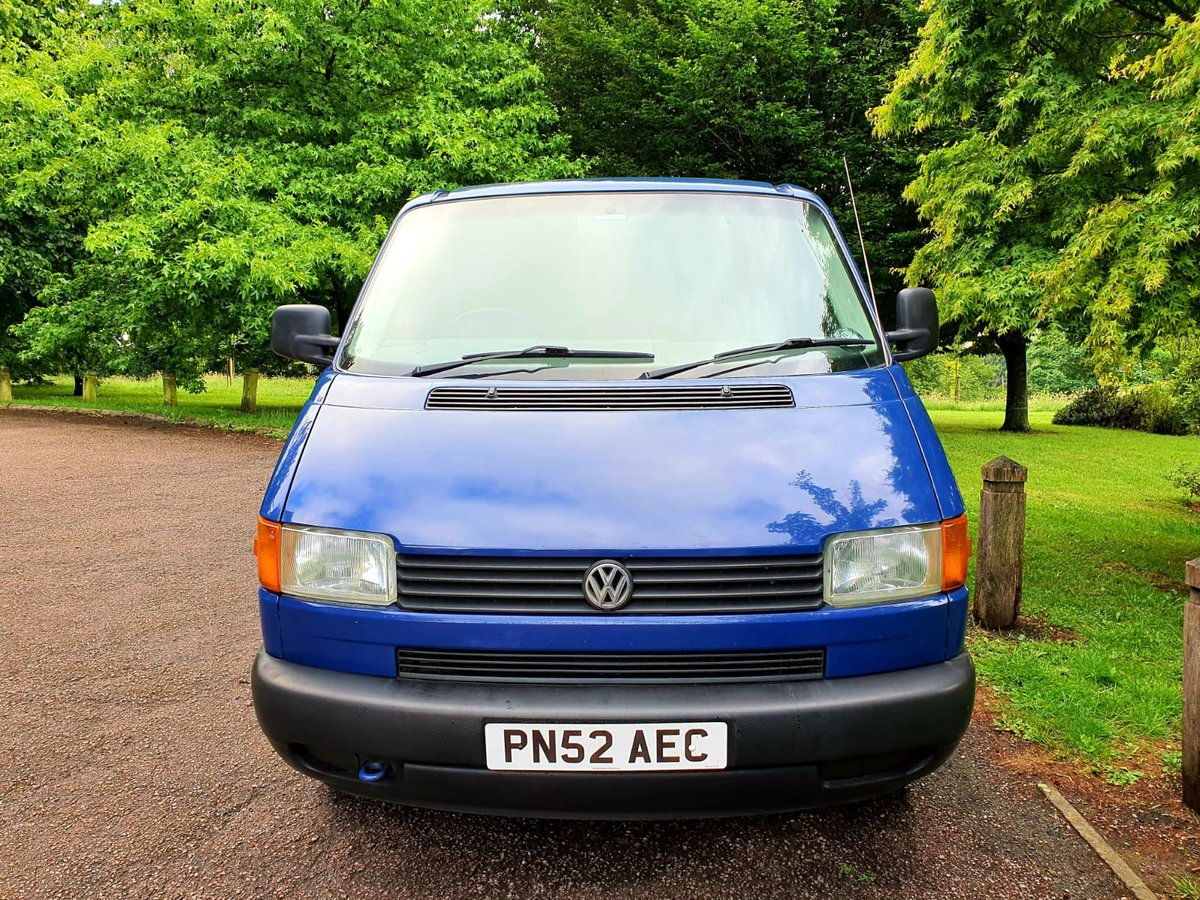 2002 Vw t4 888 special indian blue! 1 owner!  For Sale (picture 2 of 6)