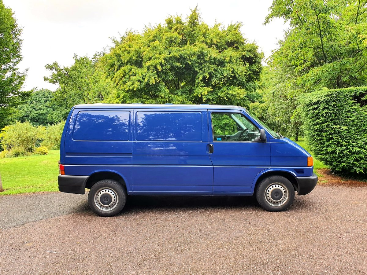 2002 Vw t4 888 special indian blue! 1 owner!  For Sale (picture 3 of 6)