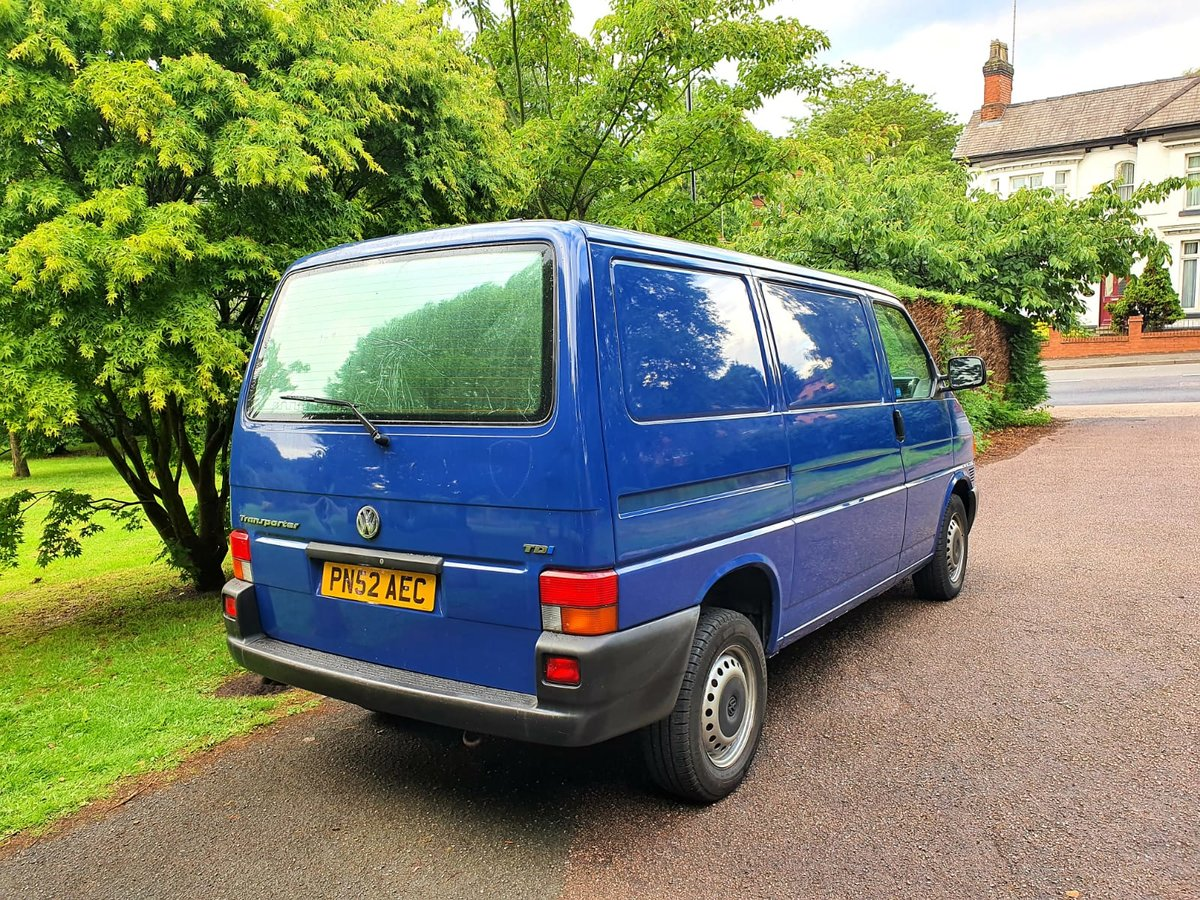 2002 Vw t4 888 special indian blue! 1 owner!  For Sale (picture 4 of 6)