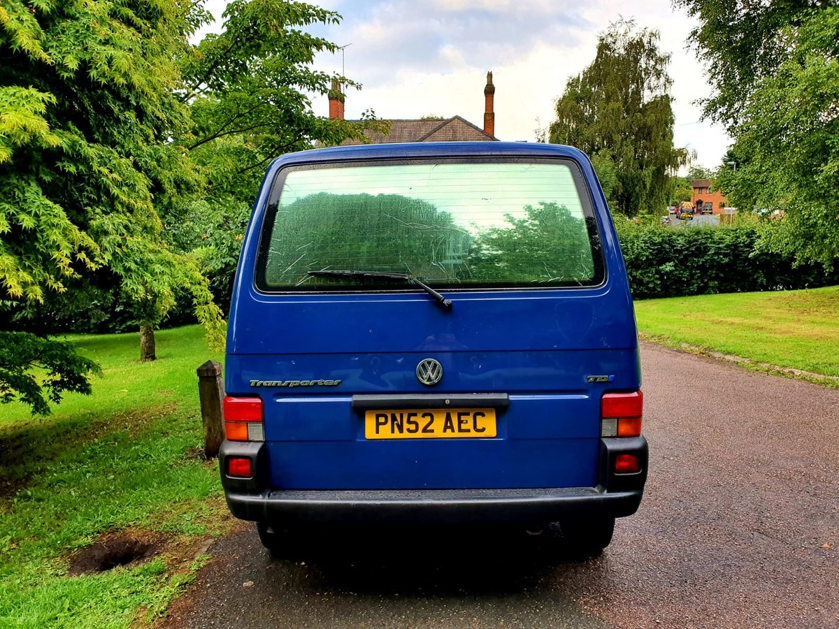 2002 Vw t4 888 special indian blue! 1 owner!  For Sale (picture 5 of 6)