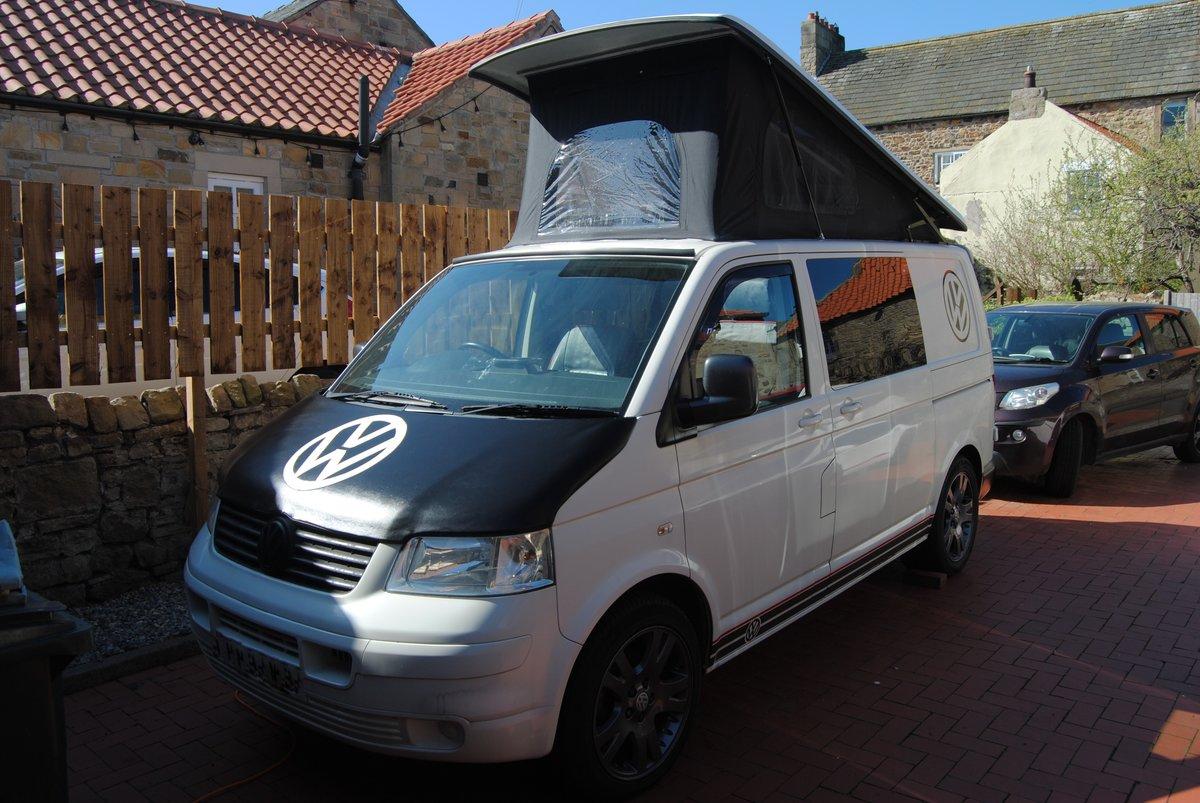 2009 (59) VW T5 Transporter Campervan For Sale   Car And ...