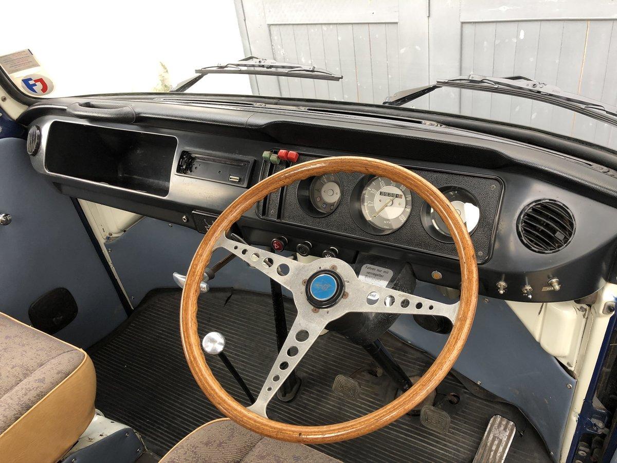 1972 VW Camper RHD 1600cc SOLD (picture 4 of 6)
