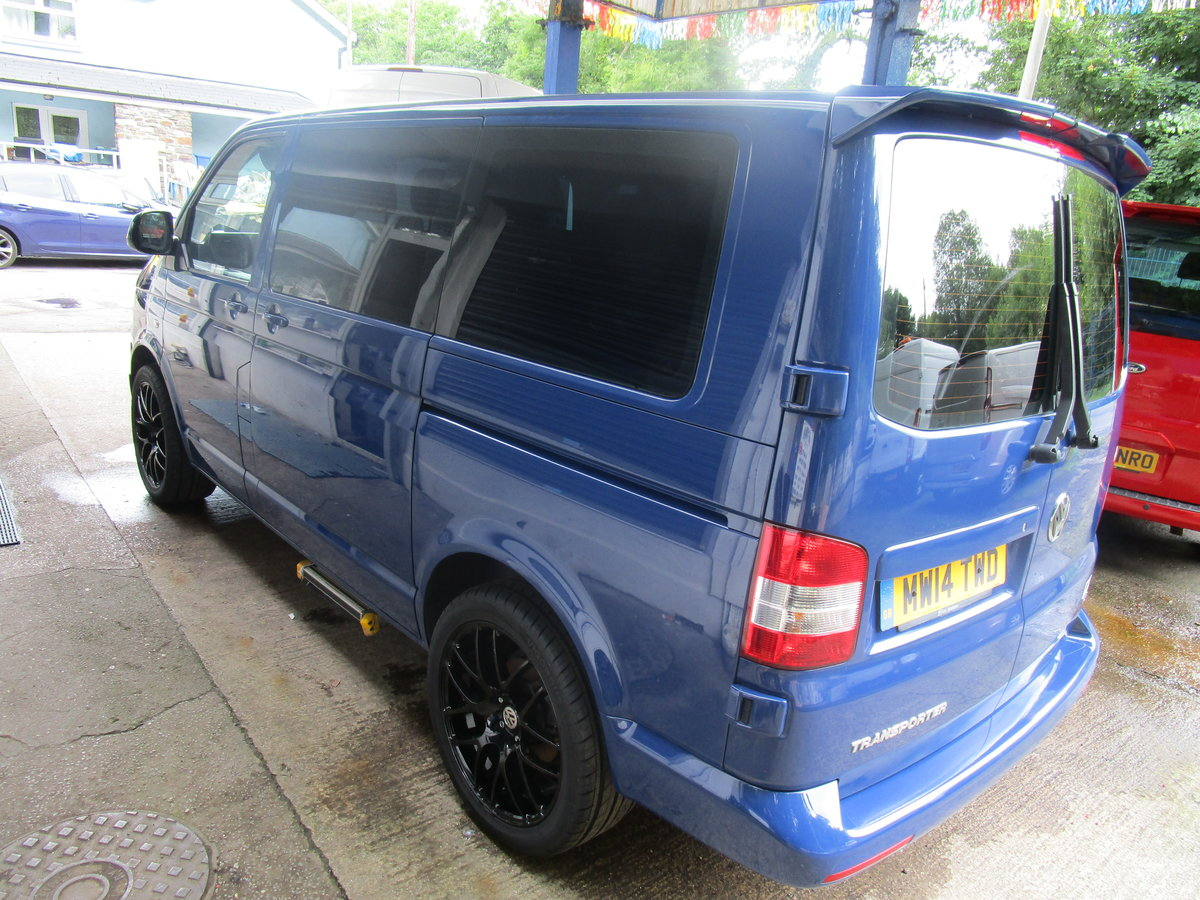 2014 VW TRANSPORTER SHUTTLE 2.0TDI 102 For Sale (picture 2 of 6)