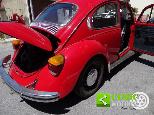 1984 Volkswagen Maggiolino 1200 L For Sale (picture 5 of 6)