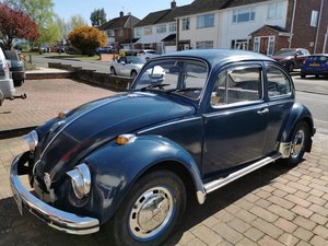 VW Beetle, 1500cc