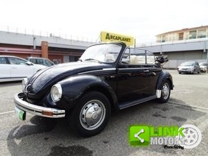 1976 Volkswagen Maggiolino Cabrio 1200 Karmann **ASI** For Sale