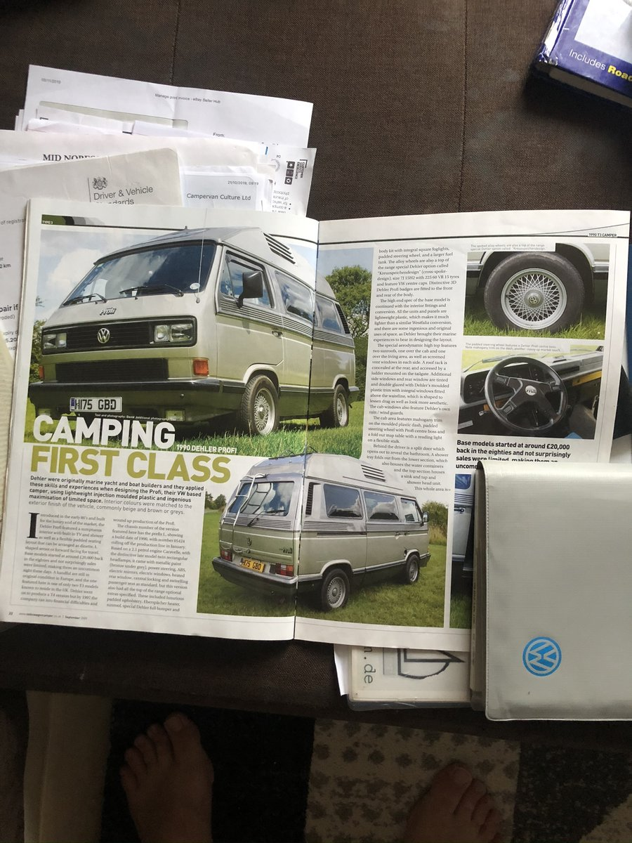 1991 Vw T25  For Sale (picture 4 of 6)